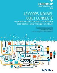 CNIL LE CORPS OBJET CONNECTE