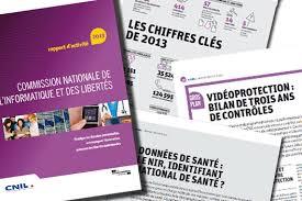 cnil rapport activité 2013 2