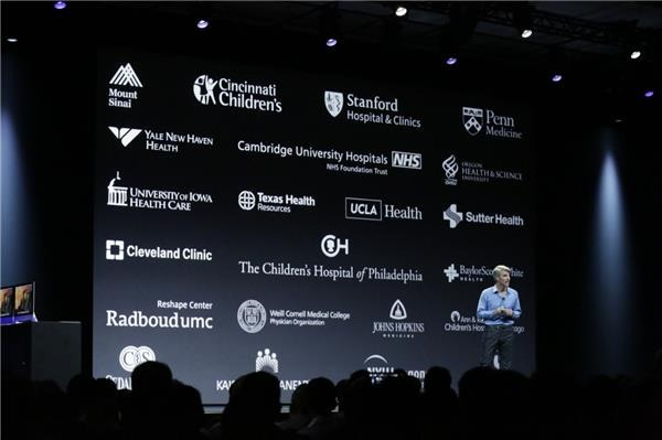 Apple HealthKit Partners
